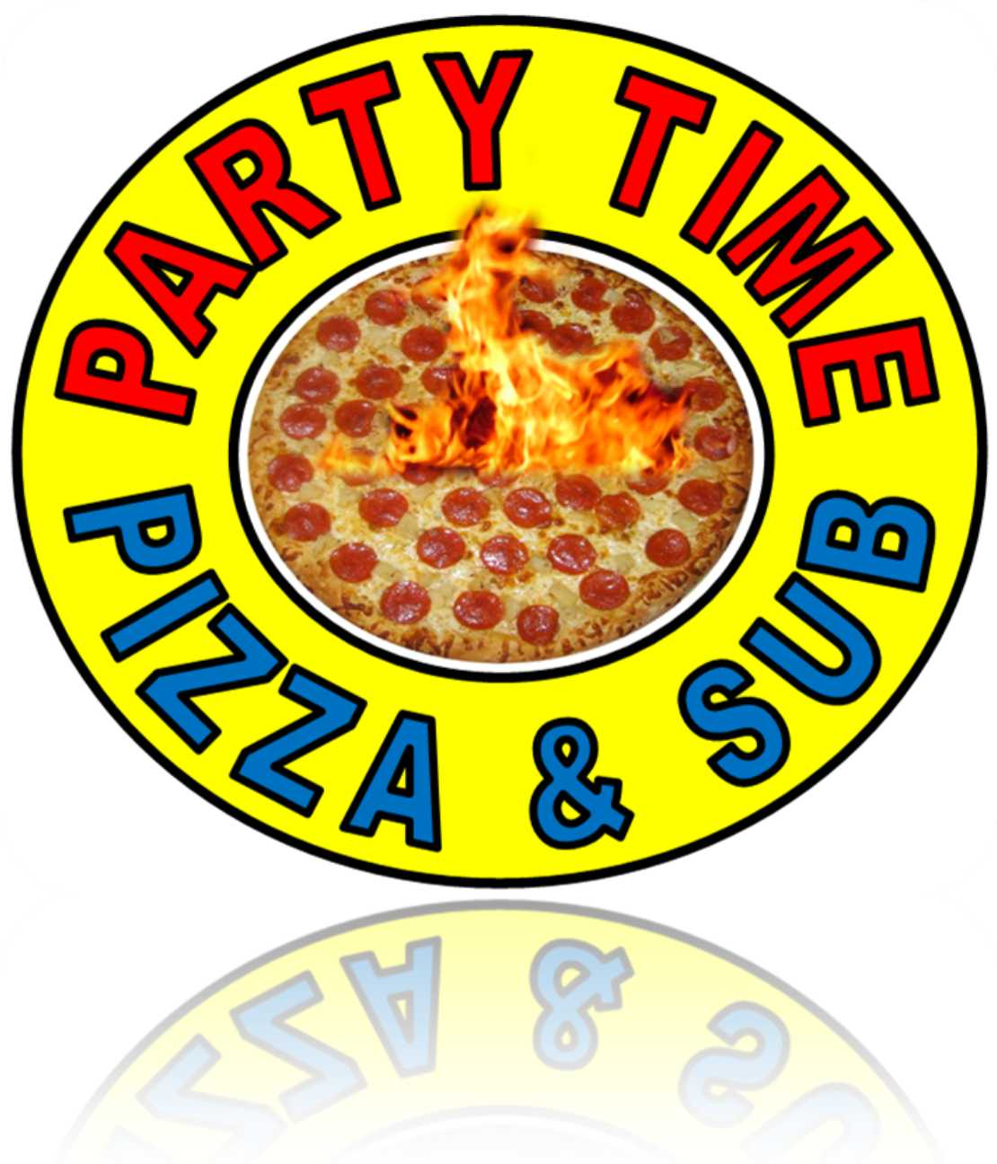Party Time Pizza &  Sub (519-265-1330)